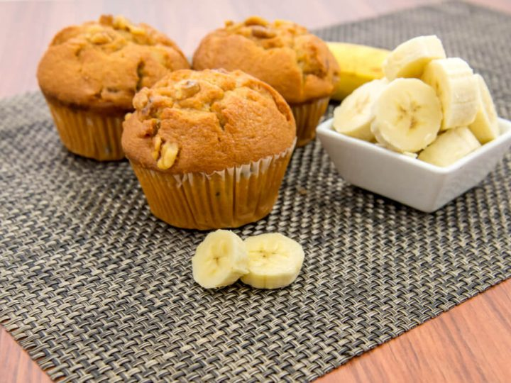 Easy Banana Bread Muffins For Love Of Cupcakes